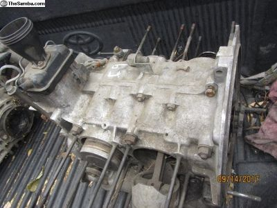 bus/914 air cooled engine block (I9)