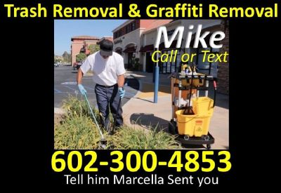 I Can Clean Any Type Of Personal or Commercial Properties you have