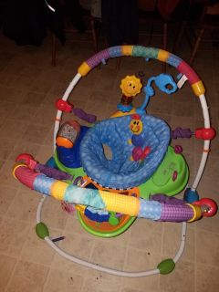 Baby saucer/bouncer