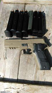 For Sale: SIG P226 MK25 FDE