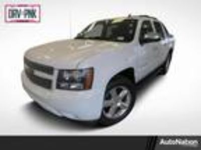 used 2012 Chevrolet Avalanche for sale.