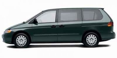 2004 Honda Odyssey LX (Beige)