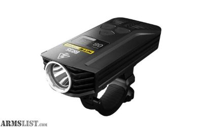 For Sale: NITECORE BR35 Bike Light 1800 Lumen USB Rechargeable Dual Distance Beam FL-NITE-BR35