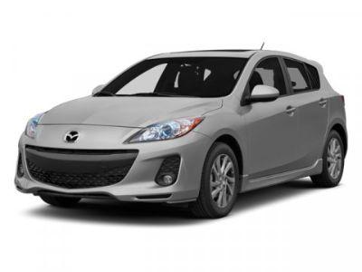 2013 Mazda Mazda3 i Touring (White)
