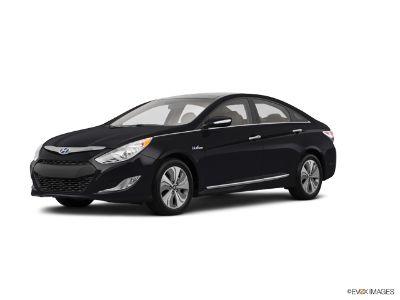 2015 Hyundai Sonata Hybrid Limited (Eclipse Black)
