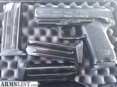For Sale/Trade: HK USP 9 Compact