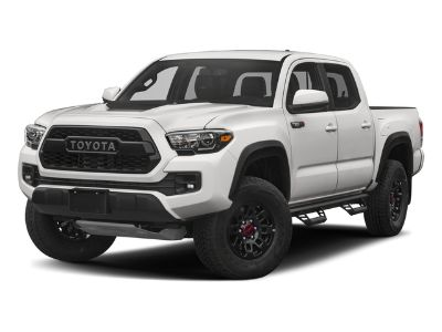 2018 Toyota Tacoma SR5 4WD (Magnetic Gray Metallic)