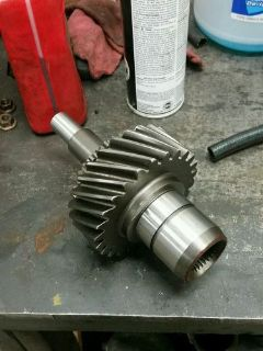 Purchase Np 205 input shaft motorcycle in Monroe, Indiana, United States, for US $145.00