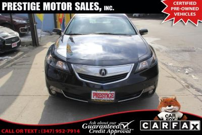 2013 Acura TL SH-AWD w/Tech (Crystal Black Pearl)
