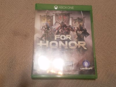 XBOX ONE FOR HONOR IN EXCELLENT CONDITION XPOST