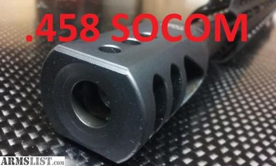 For Sale: .458 SOCOM AR15 Upper