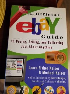 Ebay guide to buying,selling and collecting