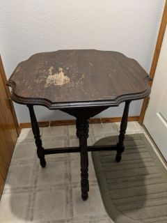 Old Antique Table