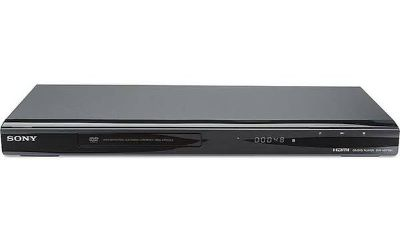 SONY DVD Player DVP-NS710H/B (Remote Included!)