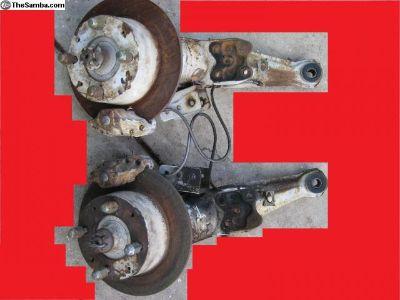 Baja Bug Suspension with 4 wheel Disc brakes