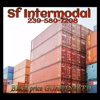 storage shipping container 20 40 45 10