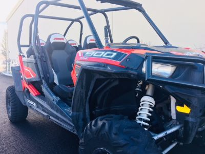2015 Polaris Industries RZR 4 900 EPS-