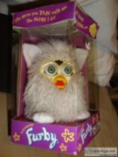 NEVER OPENED VINTAGE FURBIES