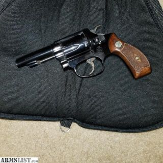 For Trade: S&W model 36