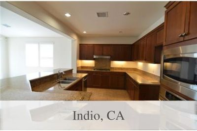 Bright Indio, 3 bedroom, 2 bath for rent. Washer/Dryer Hookups!