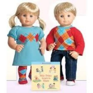 Looking for American Girl Bitty Twins and Bitty Baby Clothing