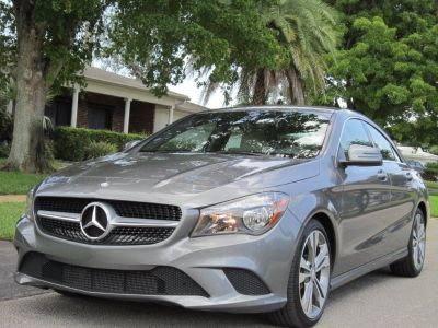 *** 2015 MERCEDES-BENZ CLA 250 1 OWNER // ONLY 25K MILES ***