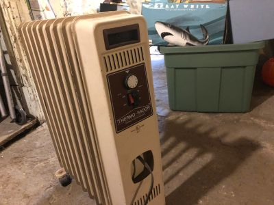 Thermo Rad heater