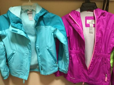 C9 Champion Girls Windbreaker Jacket