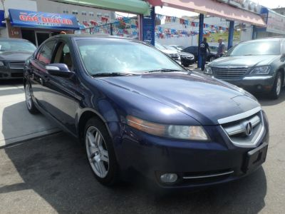 2008 Acura TL Base (Blue)