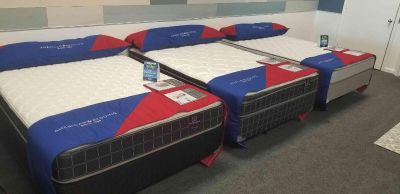 Perfect sleep for all - 50%-80% off Big Name Stores includes warranty