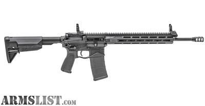 "For Sale: Springfield Armory SAINT Edge 16"" BLACK STD MID LENGTH STE916556B"