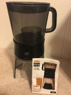Oxo Good Grips iced coffee brewer