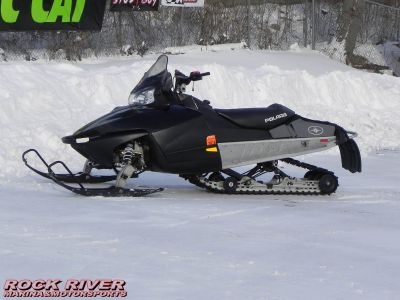 2009 Polaris 600 IQ SHIFT Snowmobile Edgerton, WI