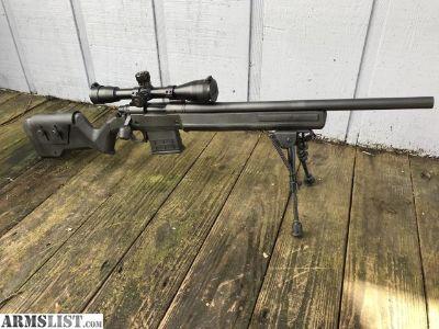 For Sale: Remington 700 SPS Tactical