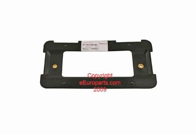 Purchase NEW Genuine BMW License Plate Base - Rear 51188238061 motorcycle in Windsor, Connecticut, US, for US $37.57