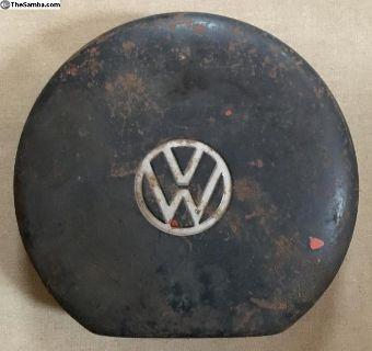 1960s Vintage VW Bug Hazet Round Tool Kit w/Tools