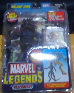 Marvel Legends toybiz Blackheart