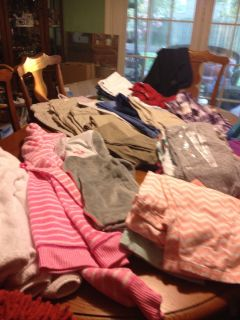 Girls Clothing  size Junior 0 an 1 or 12 14 an Med  $100.00 for all