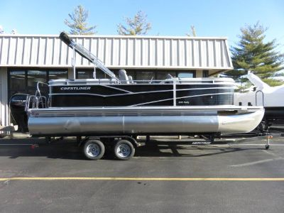 2019 Crestliner RALLY 220CWDH Pontoon Boats Boats Saint Peters, MO