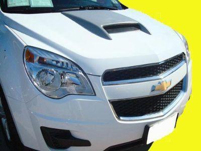 Find 10-11 Chevrolet Equinox Hood Scoop w/ ABS Plastic Grill motorcycle in Grand Prairie, Texas, US, for US $142.99