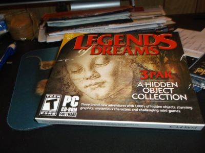 PC GAME LEGENDS OF DREAMS