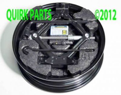 "Sell 2012-2013 Kia Soul 16"" Spare Tire Kit with Donut Tire Genuine Brand New motorcycle in Braintree, Massachusetts, United States, for US $194.95"