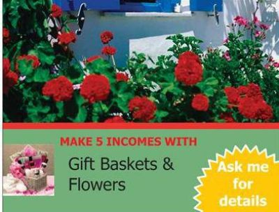 Gift Basket  Flower Consultant needed- will train