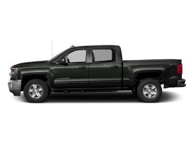 2018 Chevrolet Silverado 1500 Crew Cab Short Box 2-Wheel Dri (Graphite Metallic)