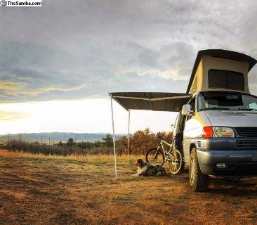 Custom Built Eurovan Weekender conversion!