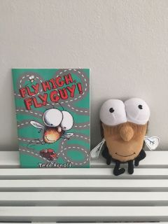 Fly Guy book and plush