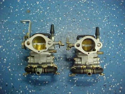 Sell Chaparral Carburetors *BRAND NEW* Set of Two for 340cc Snowmobile motorcycle in Coldwater, Michigan, United States, for US $125.00