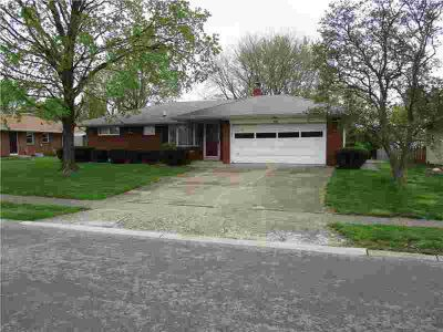 2145 Cord Street INDIANAPOLIS Three BR, two blocks from motor