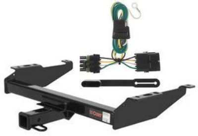 Find Curt Class 4 Trailer Hitch & Wiring for 88-98 Chevy Pickup 1500/2500/3500 C/K motorcycle in Greenville, Wisconsin, US, for US $182.21