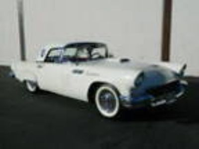 1957 Ford Thunderbird Convertible 1957 ford Classic Street Rod Hot Rod Hard Top